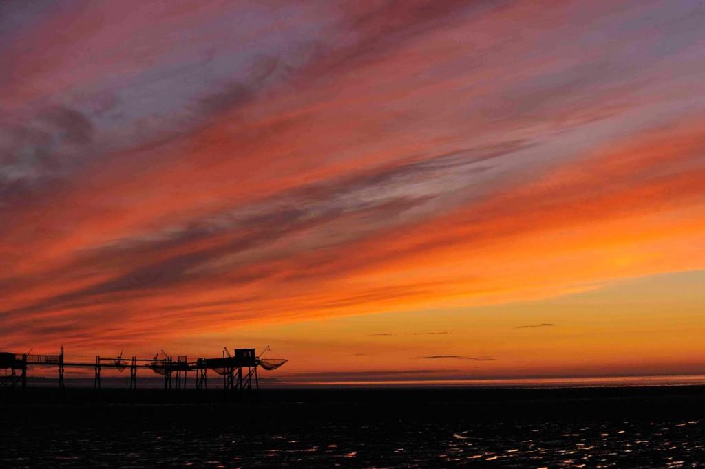 Crépuscule orageux - Stormy twilight